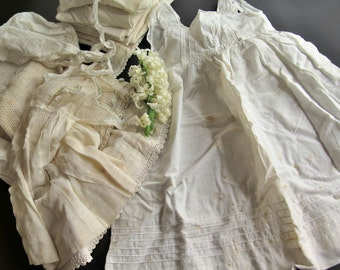Antic Babies dresses  clothes  from 1910-1920