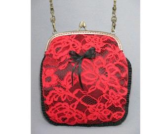 Elegant bag model MIRTA