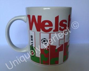 Wales / welsh mug
