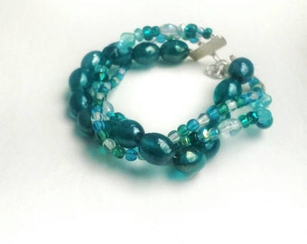 "Ocean mistery bracelet ""Limited Edition"""
