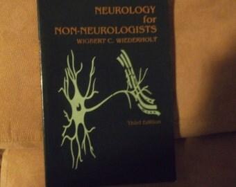Neurology for Non-Neurologists by Wiederholt (1995, Paperback)