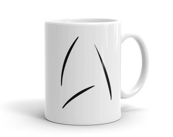 Captain Kirk Coffee Mug / Star Trek Beyond
