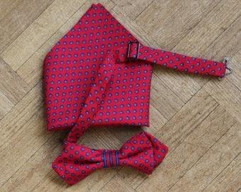 Bow tie man