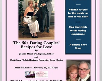 The 50+Dating Couples' Recipes for Love