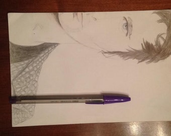MUSE Matt Bellamy Portrait