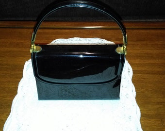 Vintage Lewis Patent Leather Purse