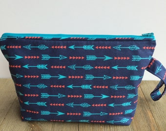 Arrows Medium Cosmetic Bag