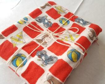 Curious George Blanket-Flannel Baby Blanket-Baby Boy blanket- Baby Girl blanket- Curious George Crib bedding