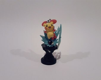 Pokemon Plusle Keychain