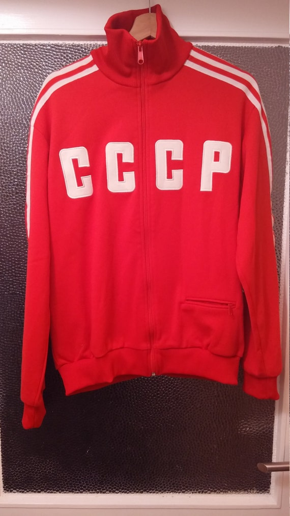 veste cccp adidas