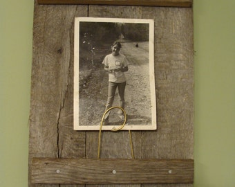 picture frame, barnwood, rustic