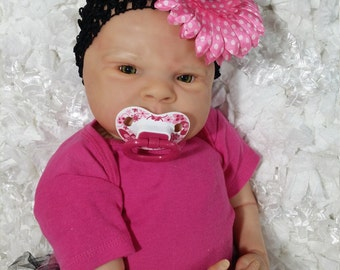 Reborn Baby Doll- Scarlet by Cindy Musgrove