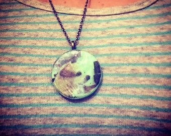 Personalized Photo Necklace DIY Kit