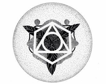 Black Circle #4