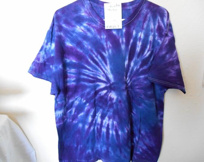 100% cotton Tie Dye T Shirt MMXL7 size XL