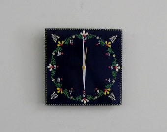 asian clock etsy
