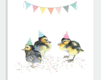 Duckling Party
