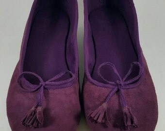 Suede LABU, BP Series, Flat Shoes.