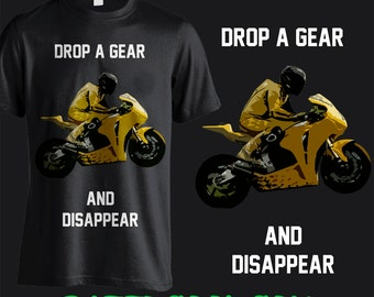 Super Cool Sports Bike T Shirt, a must have for all Motorcyclists