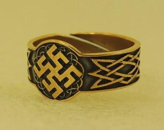 Ring The Fern Flower