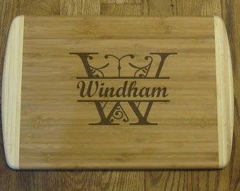 Cutting Board Personalized - Great Gift