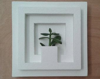 wall planters,Q10,vases,vertical garden indoor,living wall,plant pots,cactus pot, frame