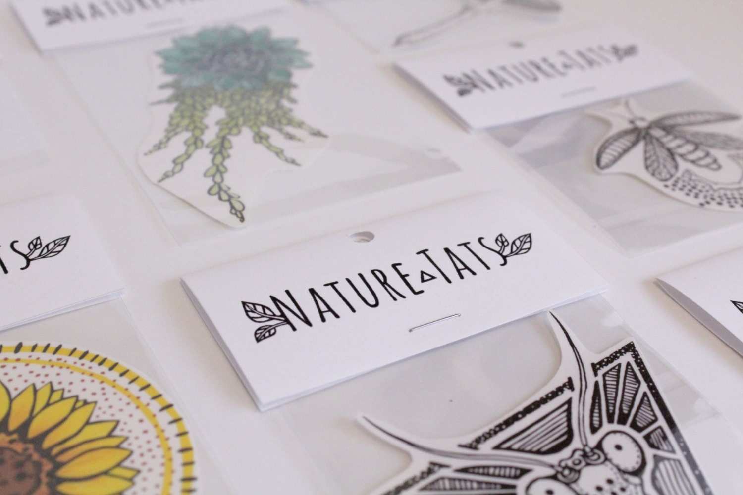 Design Your Own Temporary Tattoo