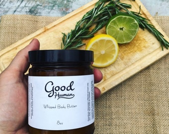 Whipped Body Butter | ROSEMARY CITRUS