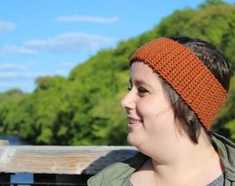 copper headband