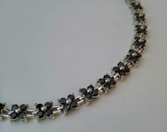 Black Zircon bracelet