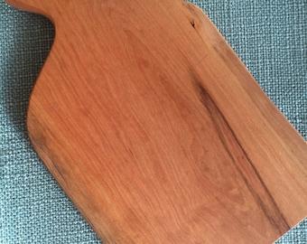 Cherry Wood Cheese Board