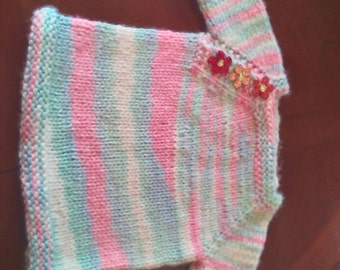 Toddler Knit Sweater
