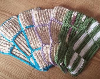 Crochet Swiffer style mop cover