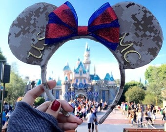 USMC Mickey/Minnie Ears