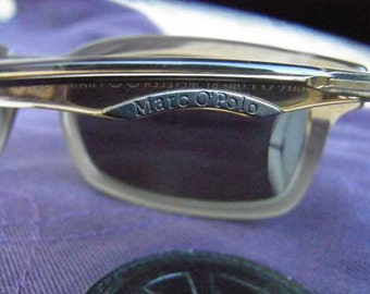 MARCO POLO sunglasses, like New! M