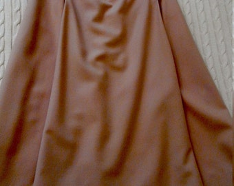 AKRIS Paris wool skirt, Gr40, rosé,