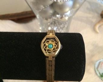 Star of David Watch Bracelet