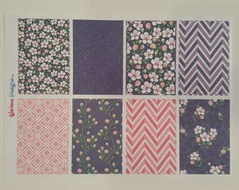 Petal Blossom Full Box Sheet