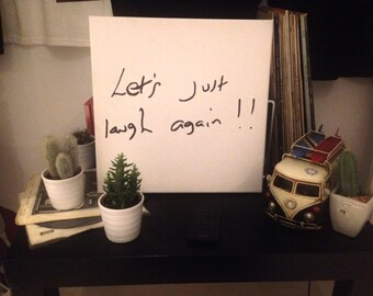 LOUIS TOMLINSON HANDWRITING - Let's Just Laugh Again !!