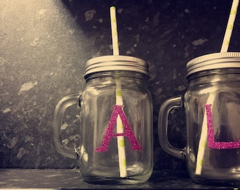 Personalised Mason Jar - gift idea