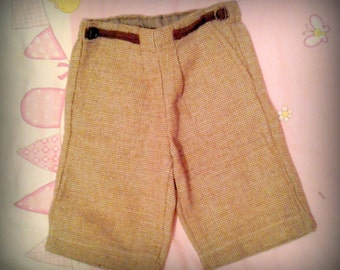 vintage ,thick shorts, gray,  warm, and thin shorts, gray, for kids, 1980,