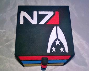 Mass Effect Inspired Trinket Drawers