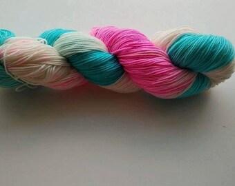 Boy Meets Girl - 4ply sock yarn