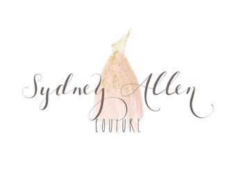 Business logo, Photography Logo, Premade Logo, Graphic Design, Handwritten Logo