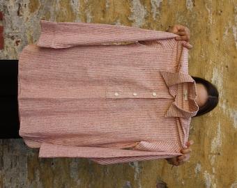 Marimekko design shirt from 70s