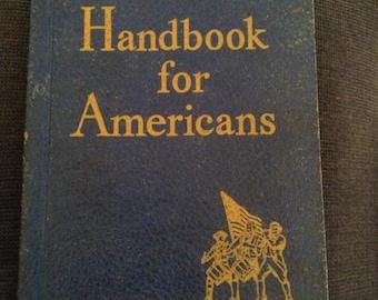 Handbook For Americans