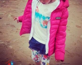 "T-shirt Girl ""PLAYING"""