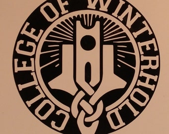 Skyrim College Of Winterhold Decal