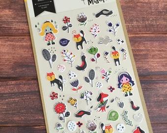 Midori Sonia Stickers