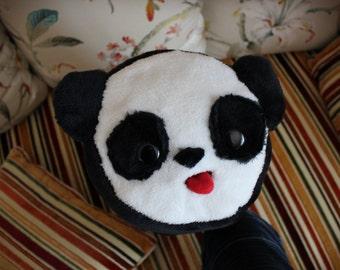 Panda chamallow plush